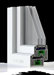 Система вікна СтекоС800