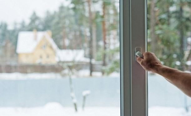 монтаж вікон взимку44