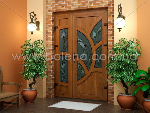 вхідні двері пластикові івано-франківськ788