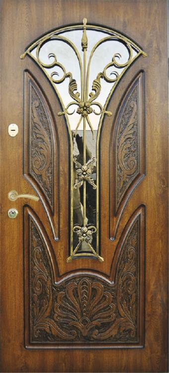 брооньовані двері івано-франківськ ковка44