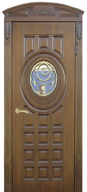 брооньовані двері 59